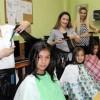 Kız Çocukları İçin Köy Köy Gezen 4 Kadın Kuaför