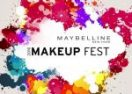 Maybelline New York Makeup Fest