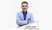 AKGO Başkan Adaylarını Tanıyoruz: Nuri Zerey